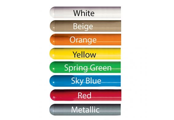 Metal Color Options New