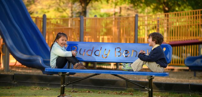 Ultra Site Buddy Bench