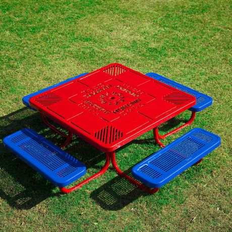 Portable Preschool Table- Learning Table
