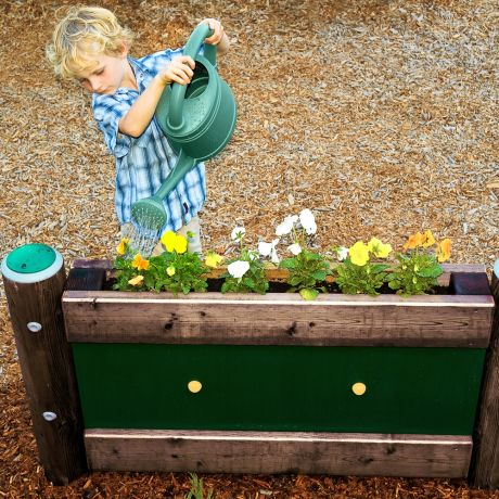 Green Thumb Planter Box