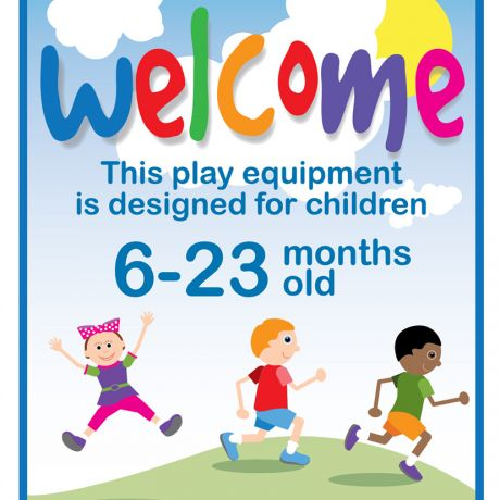 Welcome Sign (6-23 months)