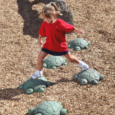 Stepping Turtles