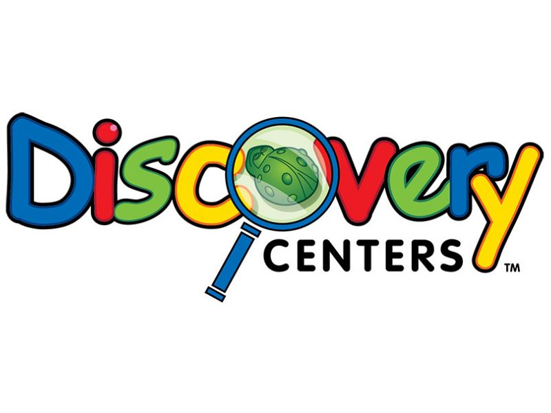 Logo for Discovery Centers