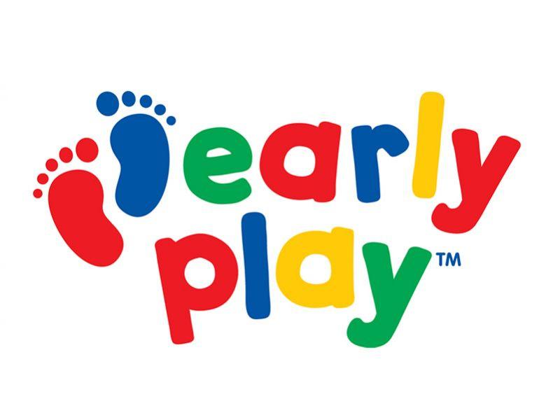 Logo for EarlyPlay